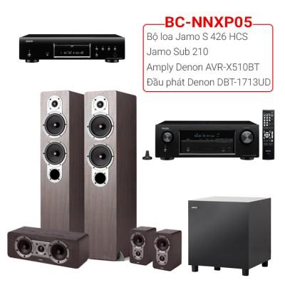 Dàn âm thanh 5.1 xem phim, nghe nhạc BC-NNXP05