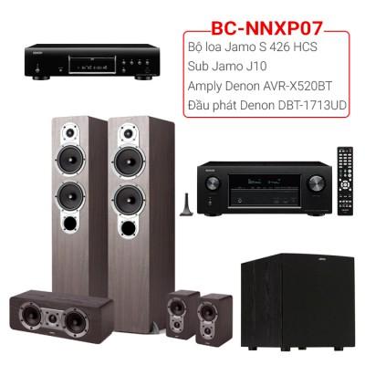 Dàn âm thanh 5.1 xem phim, nghe nhạc BC-NNXP07