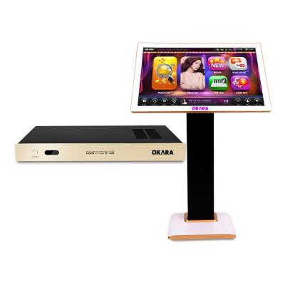 Combo đầu Kara M10i 5TB + màn hình T21.5 inch