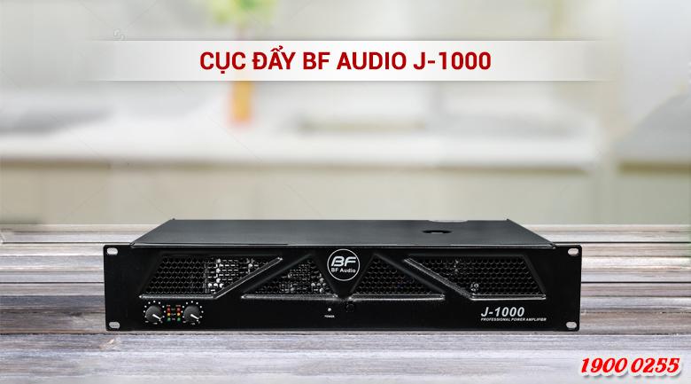 Cục đẩy BF J1000 tính năng 1