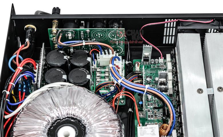 Cục đẩy JBL X6 linh kiện 5