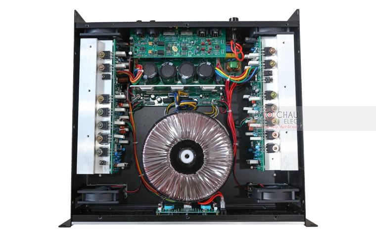 Cục đẩy Louis Martin XTA-800 linh kiện 1