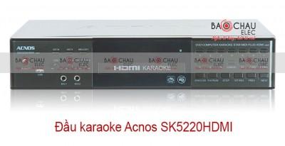 Đầu Acnos SK5220HDMI