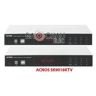 Đầu karaoke ACNOS sk 9080