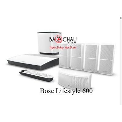 Hệ thống giải trí tại gia Bose Lifestyle 600