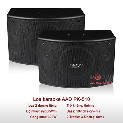 Loa AAD PK510