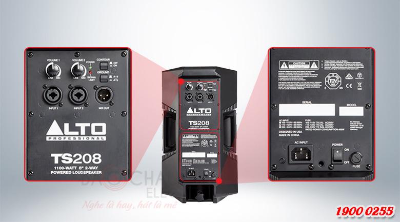 Loa Alto TS208 tính năng 2