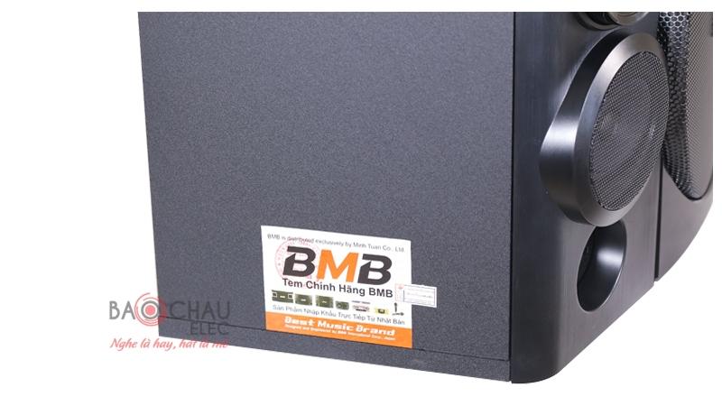 Loa BMB CSE 312 SE tem nhập khẩu Minh Tuấn