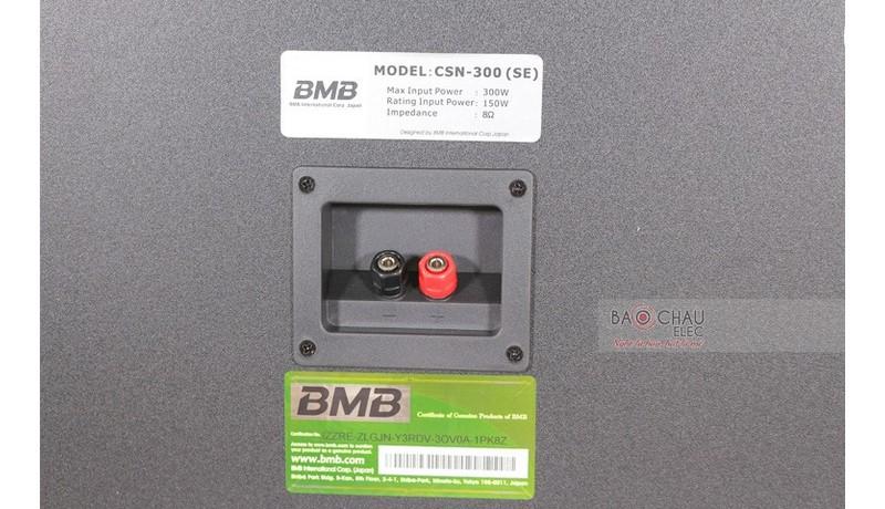 Mặt sau loa BMB CSN-300(SE) 2