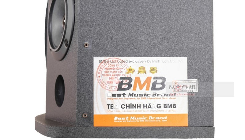 Mặt cạnh loa BMB CSN-300(SE) 1