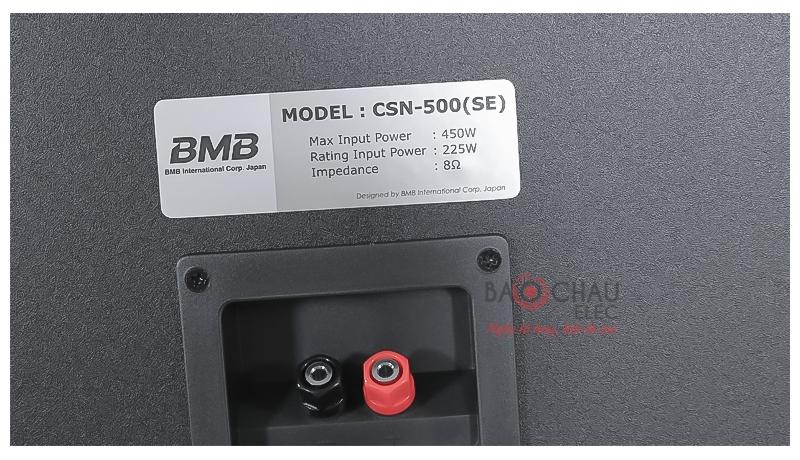 Loa BMB CSN-500SE mặt sau 3