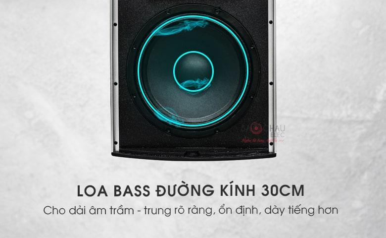 Loa Domus DP 8120 tính năng 3