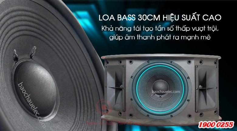 Loa JBL Ki312 hàng chính hãng bass 30cm, giá cực rẻ