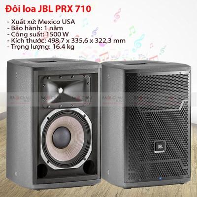 Loa JBL PRX 712