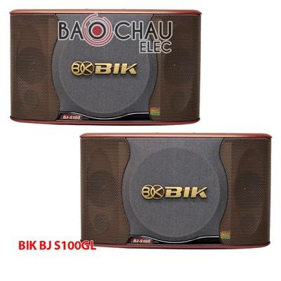 Loa karaoke Bik Bj S100GL