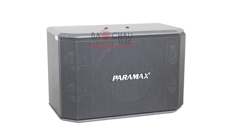 Loa karaoke paramax P2000 mặt trước 2