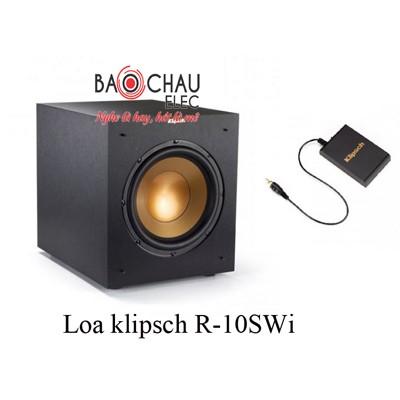 Loa sub Klipsch R10SWi
