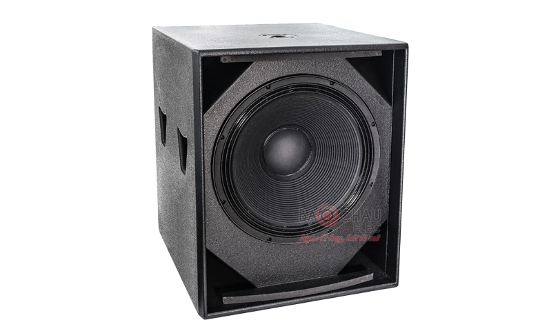 Loa sub BF audio V18S mặt trước
