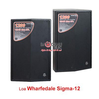 Loa Wharfedale Sigma 12