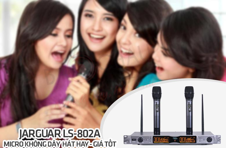 Micro Jarguar Suhyoung LS-802A