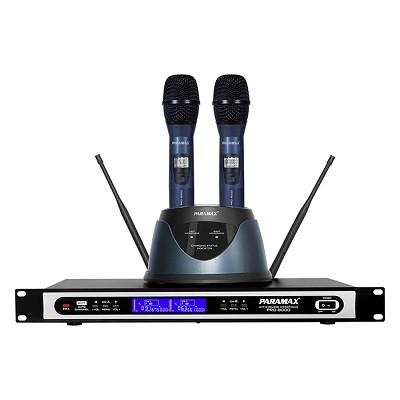 Micro không dây Paramax Platinum Pro 8000