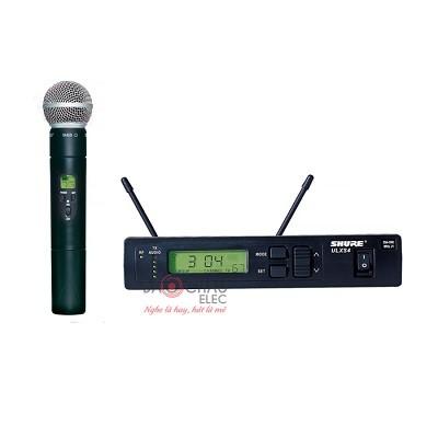 Micro Shure ULXS24/58 (1micro)