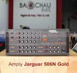 Amply Jarguar PA 506N Gold komi nhập khẩu hàn quốc