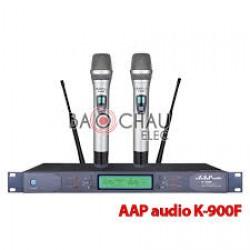 Bán Micro AAP AUDIO K900F đang cấp 2015