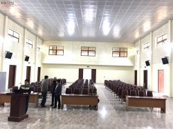 Bộ dàn âm thanh hội trường cho uỷ ban phường Vũ Ninh