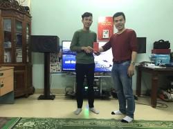 Bộ dàn karaoke cao cấp cho gia đình chị Hường ở Hà Nội