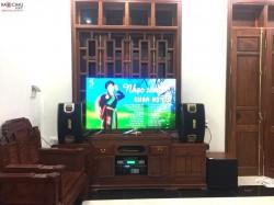 Bộ dàn karaoke hay của gia đình anh Minh tại Yên Phong, Bắc Ninh