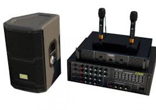 Cách chọn mua Ampli karaoke phù hợp nhất cho bộ dàn karaoke