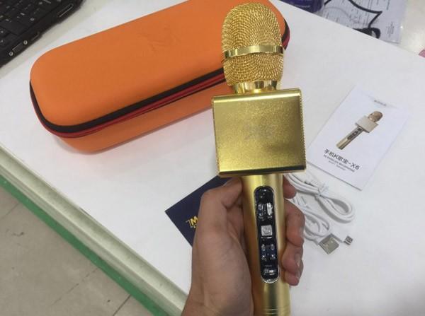 Cách sử dụng micro bluetooth hát karaoke để không cháy nổ