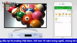 Cài đặt chọn bài đầu Việt KTV HD bằng điện thoại di động hướng dẫn chi tiết