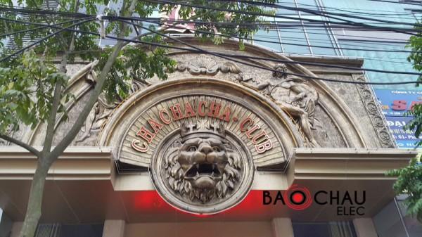 Công trình 36 phòng karaoke cao cấp tại Ngã Tư Nhổn quán Cha Cha Cha