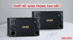 Dàn karaoke đẳng cấp với loa BMB CSD 2000SE + thiết bị BCE