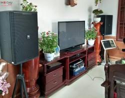 Dàn loa Full JBL chính hãng của gia đình anh Phong tại Nghệ An