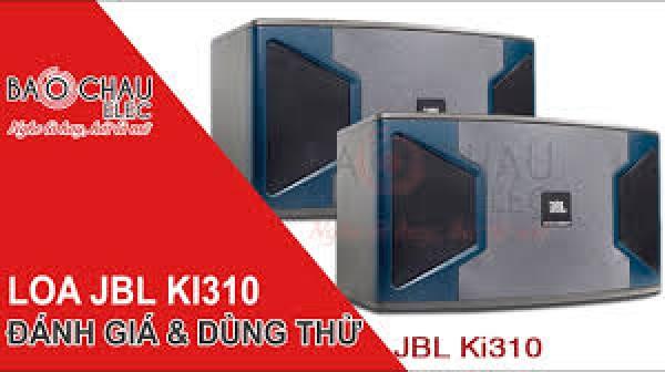 Đánh giá Loa JBL KI 310 - Loa karaoke cao cấp tại thị trường Việt Nam