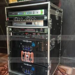 Dự án âm thanh sân khấu ngoài trời cho Anh Sơn- Thường Tín Hà Nội