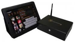 HANET KARAOKE HD10 Đầu Karaoke HD chạy Android ổ cứng 2000gb kết hợp Smart List ( Máy tính bảng )