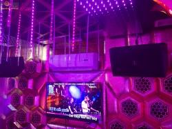 Hệ thống 5 phòng hát kinh doanh cao cấp cho quán karaoke Hân Yến tại Thanh Oai, HN