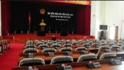 Hệ thống âm thanh phòng họp hội trường