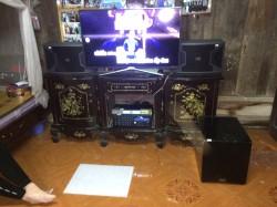Lắp đặt dàn karaoke gia đình giá rẻ tại Gia Bình, Bắc Ninh