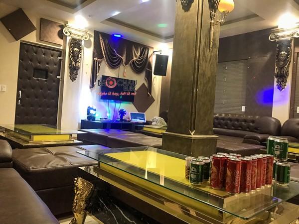 Lắp đặt hệ thống 12 phòng hát karaoke chuyên nghiệp cho quán karaoke The Moon tại Q7 HCM