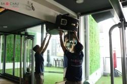 Lắp đặt hệ thống âm thanh cho trung tâm tập gym Koi tại Quận Gò Vấp TP.HCM