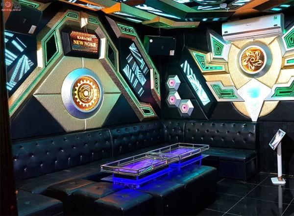 Lắp đặt 11 phòng karaoke kinh doanh cho quán New Noke tại Nam Hội An - Quảng Nam