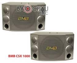 Loa BMB CSX1000 kết hợp Jarguar pro 468b + công suất Domus 4 kênh