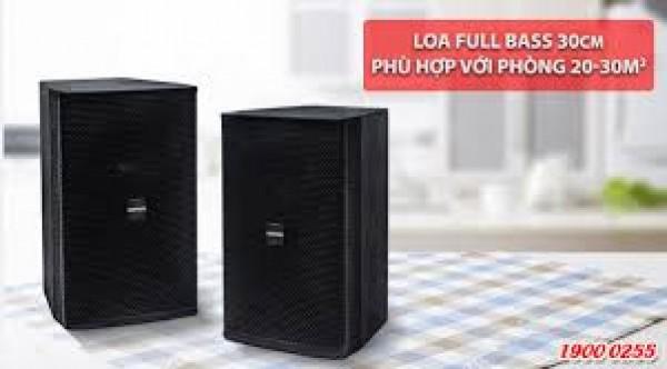 Loa karaoke hay nhất hiện nay dùng cho phòng karaoke kinh doanh giá lại rẻ, Domus DP 6120