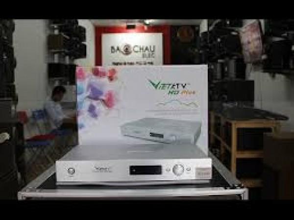 Mở hộp và hướng dẫn sử dụng đầu karaoke Việt KTV HD Plus tại Bảo Châu Elec