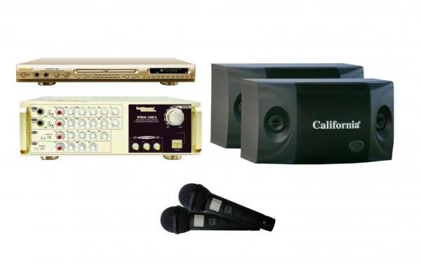 Những thiết bị âm thanh cần thiết Bộ dàn Karaoke gia đình
